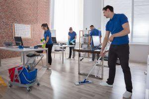 Bürounterhalt Reinigungsservice Zürich